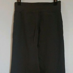 Lululemon Wide Leg Still Pants size 2 Gray